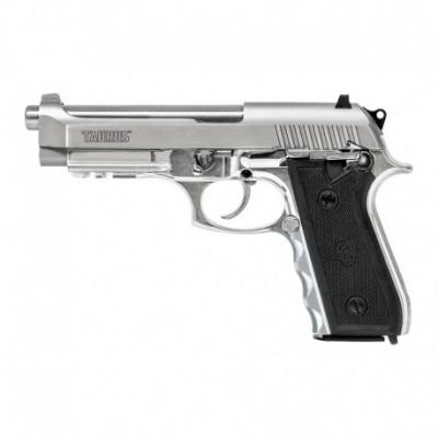 """PISTOLA TAURUS .9mm PT92/17 5"""" - INOX FOSCO"""
