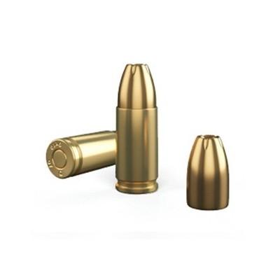 MUNIÇÃO CBC 9mm EXPO +P BONDED 124GR