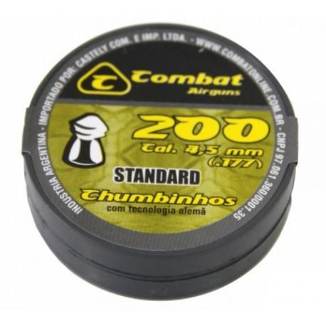 CHUMBINHO STANDARD 4,5MM - 200 unidades