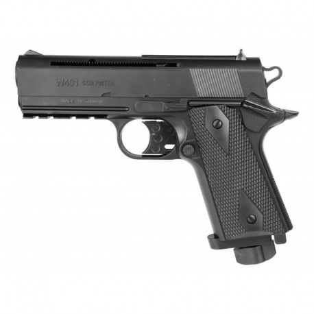 PISTOLA DE PRESSÃO WINGUN W401 CO2 4,5MM